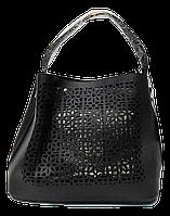 Оригинальная женская сумочка черного цвета KRI-002356, фото 1