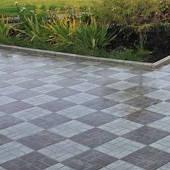 Форма для тротуарной плитки Паркет 40 х 40 х 5 см