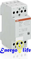 Модульный контактор АВВ ESB 24-22-230AC/DC для обеспечения безопасного управления электрическим оборудованием