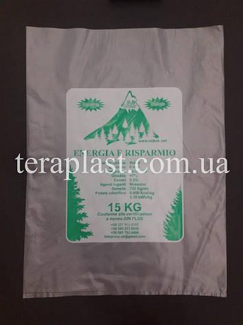Упаковка для пеллет 500х680,60 мкм печать 2 цвета, фото 2