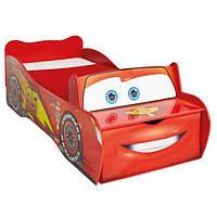 Кровать-машина Тачки с ящиком HelloHome от Worlds Apart