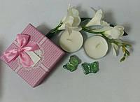 Свечи ароматизированные 2 шт