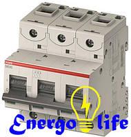 Выключатель автоматический ABB S 803C C 80A предотвращающий скачки напряжения в сети (2CCS883001R0805)