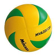 Волейбольный мяч Mikasa MVA200CEV, фото 1