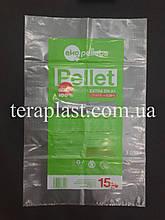 Полиэтиленовые мешки для пеллет и топливных брикетов