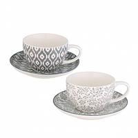 Чайная пара(чашка+блюдце) Juna