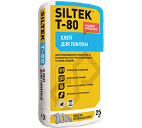 Клей для плитки SILTEK Т-80