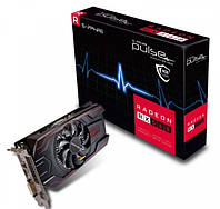Видеокарта Radeon RX 560 2GB DDR5, 128 bit, PCI-E 3.0 Sapphire Pulse (RX 560 2G PULSE OC)