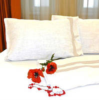 Комплект постельного белья из льна размер в ассортименте 130*80 215*240 150*210