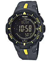 Мужские часы Casio Pro-Trek PRG-300-1A9 Касио противоударные японские кварцевые