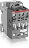 Контактор ABB трёхполюсный AF09-30-10-13 4кВт 9А