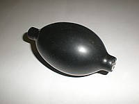 Груша для тонометра латексная с металлическим впускным клапаном