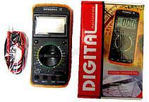 Мультиметр DT 9208 цифровой, фото 3