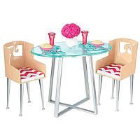 Мебель для Барби набор ужин для свидания / Barbie Dinner Date Set