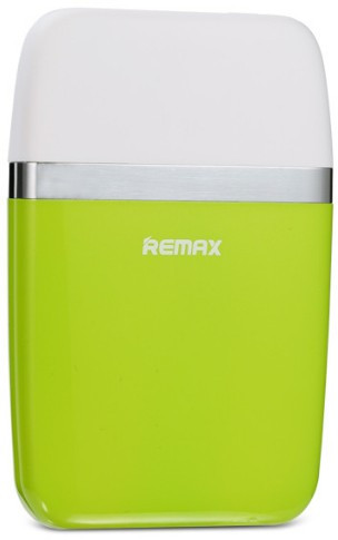 PowerBank Remax Aroma RPP-16 6000mAh Green