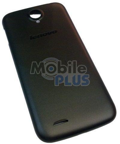 Батарейная крышка для Lenovo A830 (Black)