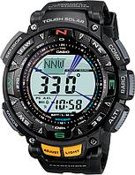 Мужские часы Casio ProTrek PAG240-1CR Касио противоударные японские кварцевые