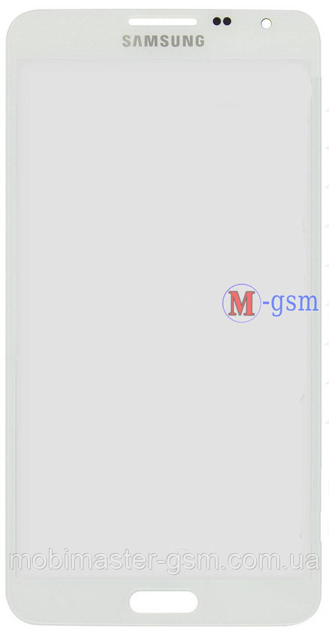 Стекло Samsung N7502 Note 3 Neo Duos белое