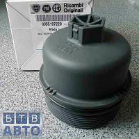 Кришка масляного фільтра Fiat Doblo 1.3MJTD (с-ма Purflux) 73500070