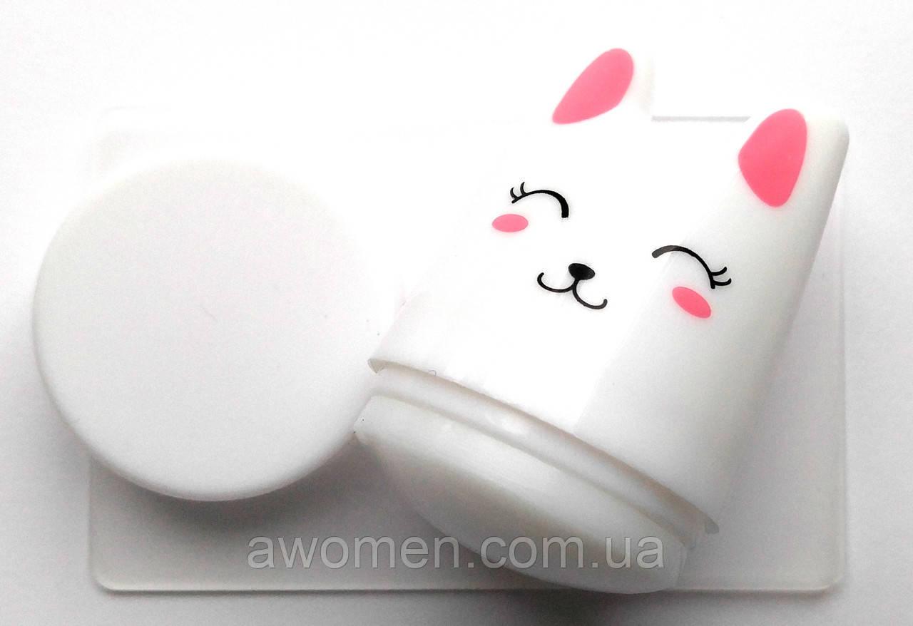 Штамп силиконовый Hello Kitty