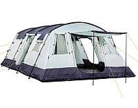 Палатка Kansas Saxur XXL 8-16 местная (бело-синий)