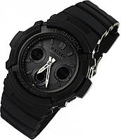 Оригинальные наручные часы CASIO G-SHOCK AWG-M100B-1AER