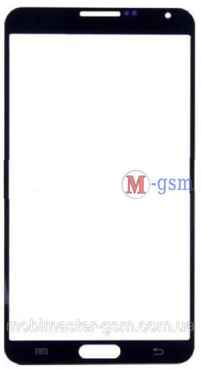 Стекло Samsung N9000 Galaxy Note 3 черное