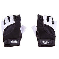 Перчатки Ronex NapForwayNeopren р.L(черно-белые)
