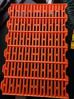 Пластиковые щелевые полы для свиноферм
