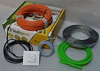Теплый пол Volterm HR 18 Нагревательный двухжильный кабель в стяжку