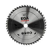 Диск по дереву 300x30 мм, 48 зуб. Premium EGA