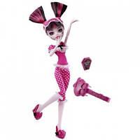 "Кукла Монстер Хай (Monster High) Дракулаура из серии ""Пижамная вечеринка"""