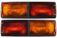Фонари задние ВАЗ-2101,21011,21013 (Красно-желтые), фото 1