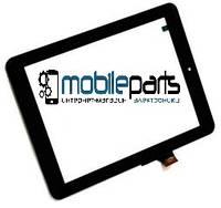 Оригинальный Сенсор Тачскрин для планшета  Prestigio PMP5580C   PMP5780D (197*150), тип 2 (Черный)