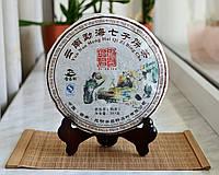 Шу Пуэр Чень Сян 2009 года 357 граммов