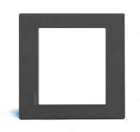 """Axolute Eteris декоративная рамка для видеодисплея и сенсорной панели 3,5"""", цвет антрацит"""