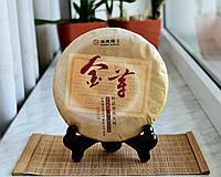 Китайский Чай Шу Пуэр Золотые почки 357 г