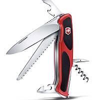 Перочинный нож Victorinox Ranger Grip 55  0.9563.C 12 функций