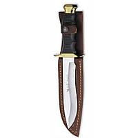 Нож охотничий Muela Victorinox 4.2244 в кожаном чехле