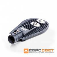 Светодиодный уличный светильник Евросвет консольный LED ST-100-04 100W 6400К