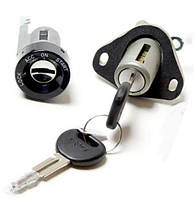 Комплект замков в сборе с ключами Lanos / Ланос, 96464746