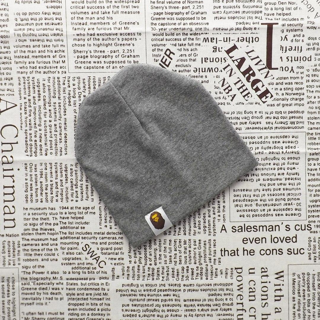 Демисезонная трикотажная шапка Варе для малышей от 2 до 5 мес.