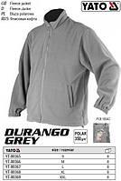 Курточка рабочая утепленная DURANGO размер XL YT-80368