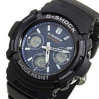 Оригинальные наручные часы CASIO G-SHOCK AWG-M100SB-2AER