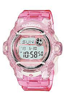 Женские часы Casio Baby-G BG-169R-4DR Касио противоударные японские кварцевые