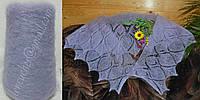ECAFIL  VIRGINIA нежный светло-лиловый холодный мохер на бобине