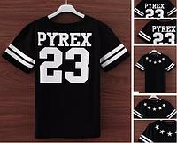 Женские гетто футболки Pyrex 23