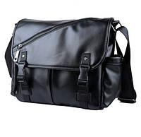 Мужская сумка через плечо. Формат А4. Сумка-мессенджер