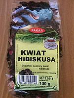 Чай листя гібіскуса 100грам