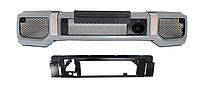 Передний бампер тюнинг обвес Mercedes G W463 в стиле AMG G63 G65